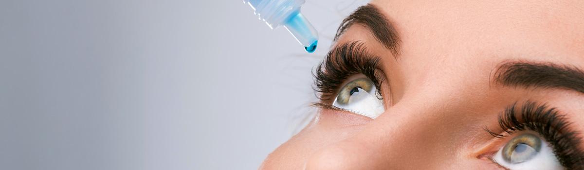 la sécheresse des yeux